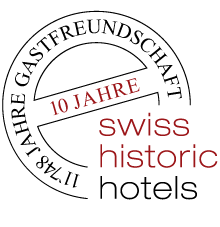 10 Jahre Swiss Historic Hotels