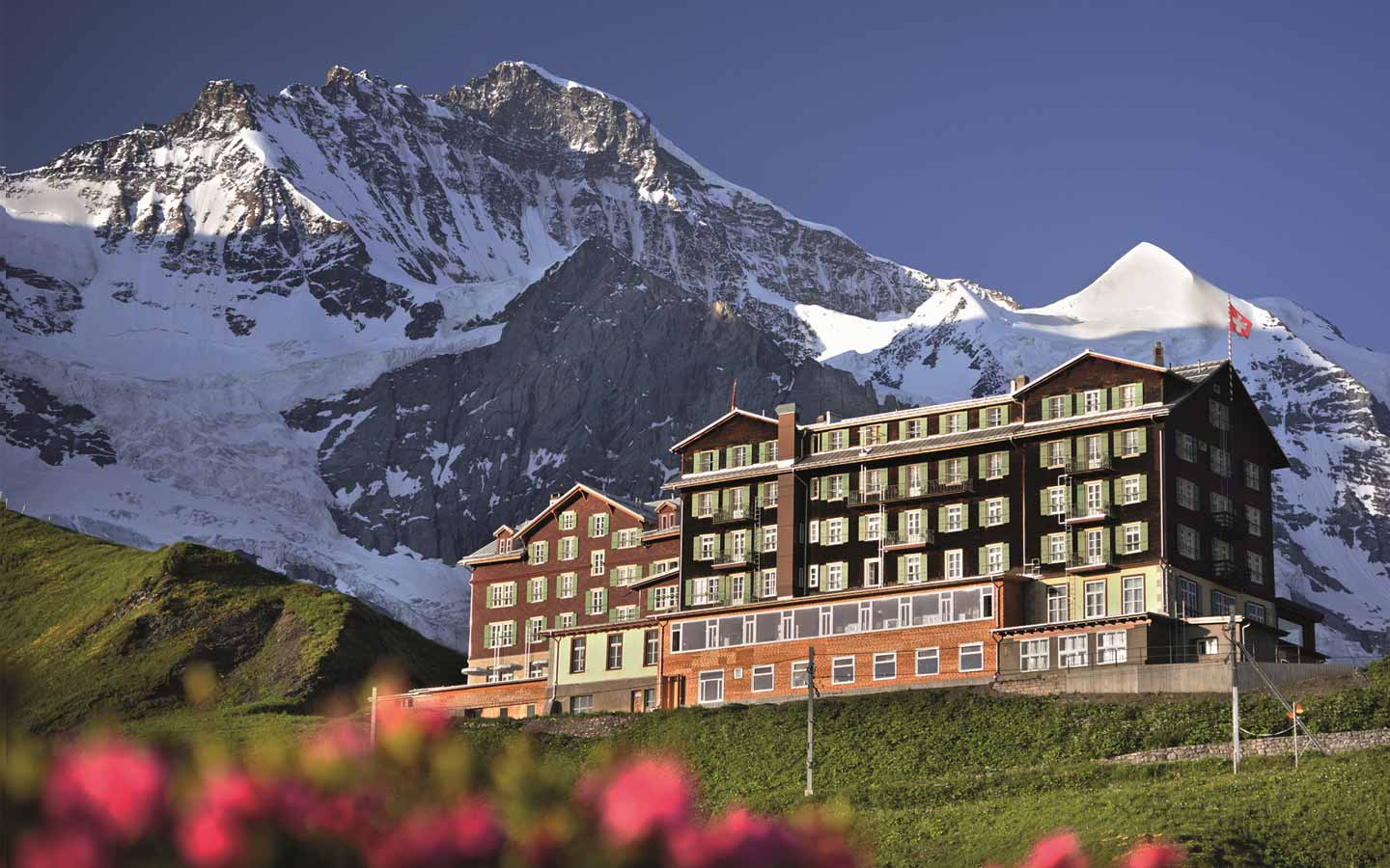 Dip into the past Swiss Historic Hotels